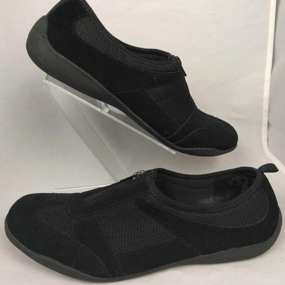 6cda68957cf5c Cobbie Cuddlers Shoes - Cobbie Cuddlers Memo-Tech Della Black suede Shoes